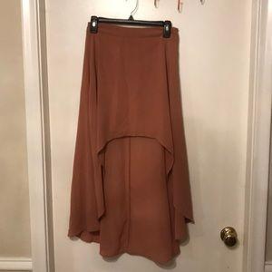 Forever 21 summer skirt!